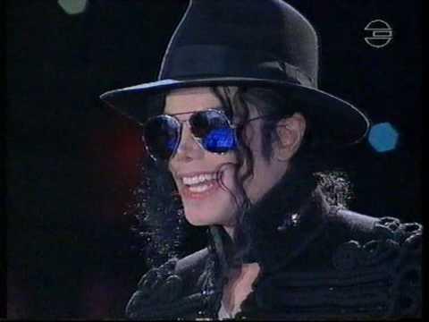 Michael Jackson World Music Award Monaco 1993 (German) - YouTube