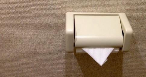 トイレットペーパーの三角折りは不潔!?嬉しくない人が62.9%もいることが判明! – しらべぇ | 気になるアレを大調査ニュース!