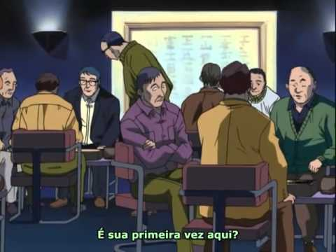 (ヒカルの碁 01) Hikaru no Go - Episódio 01 (O eterno rival) (legendado PT-BR) - YouTube