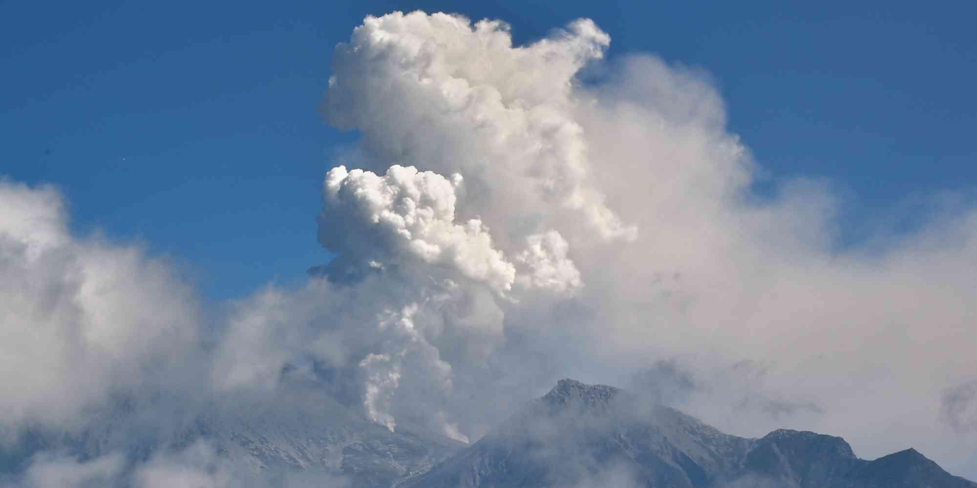 御嶽山噴火は1週間前に予言されていた? Yahoo!知恵袋に謎の投稿