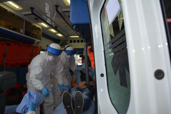 エボラ出血熱の感染拡大、年末までに死者9万人超えると米専門家