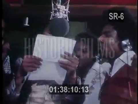 The Jacksons - Recording Studio - Jump For Joy - In 1977 (Rare Footage) - YouTube
