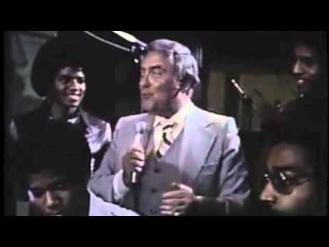 Michael Jackson & The Jacksons In The Studio RARE - YouTube