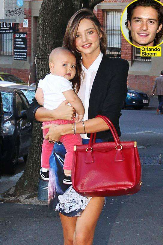 Miranda Kerr Chants With Baby Flynn And Husband Orlando Bloom! Exclusive Details: - Hollywood Life