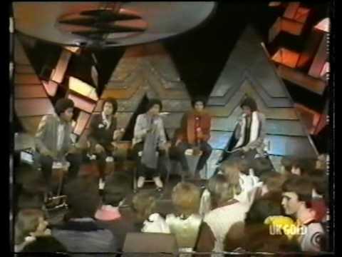 MICHAEL JACKSON - DESTINY IN ENGLAND - 1978 - YouTube