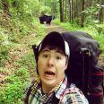 「アホすぎ」熊と自撮りブーム、観光地の米タホ湖で数か月前から続々