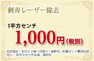 刺青除去 TATTOO消しなら 東京の上野中央クリニック|タトゥー 消す 東京