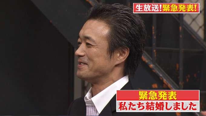 金山一彦、妻・大渕愛子弁護士の妊娠時期めぐる疑惑を否定「入籍時には妊娠は発覚していない」