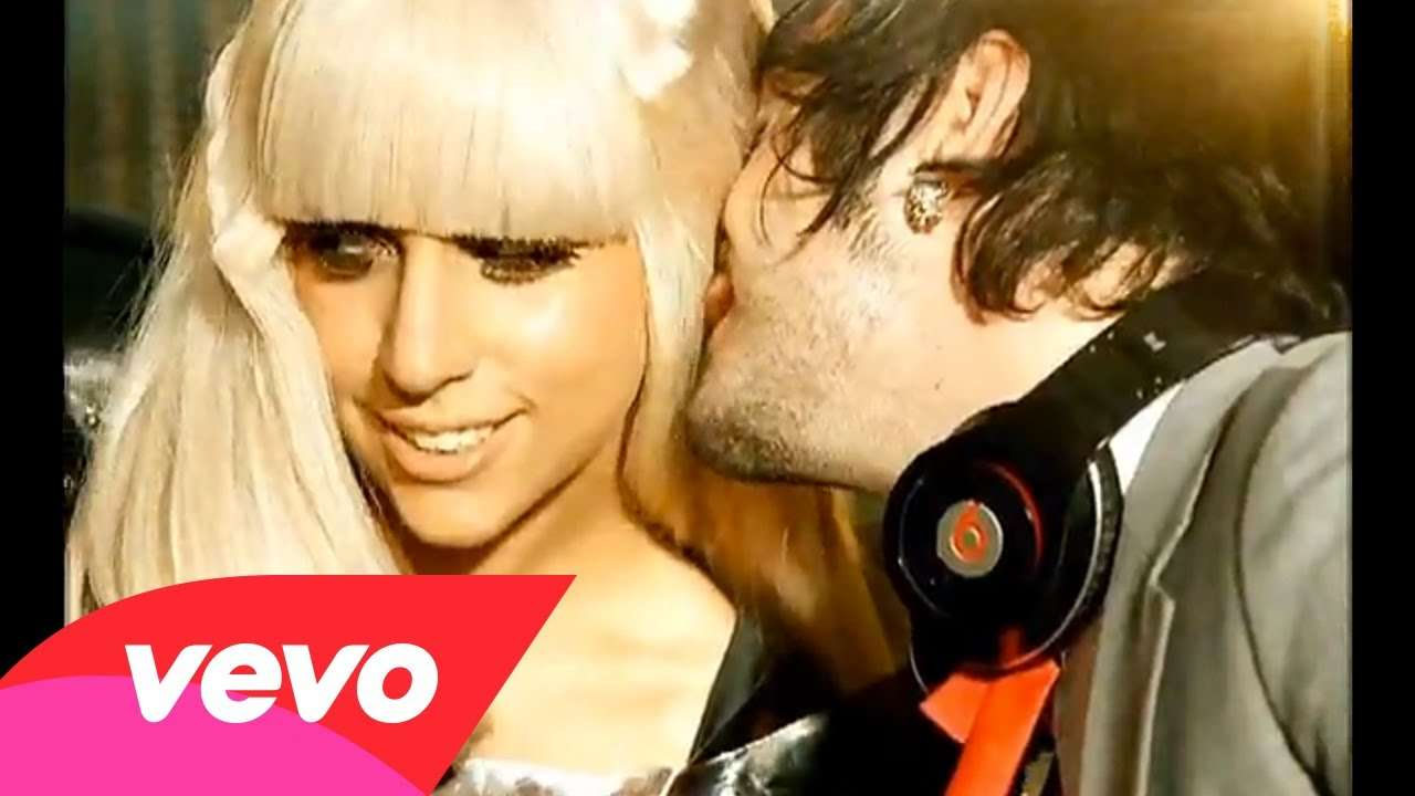 Poker face video youtube