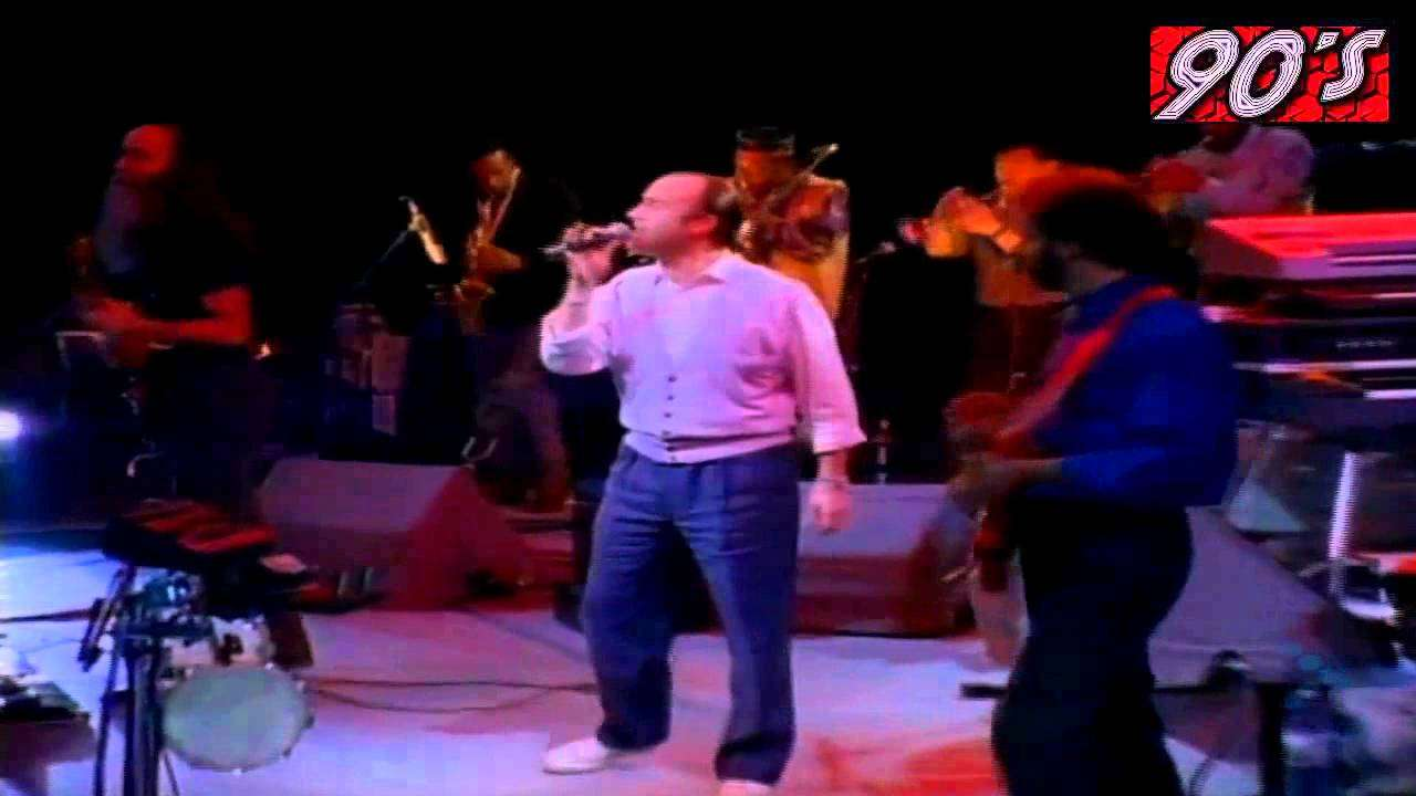 Phil Collins - Something Happened On The Way To Heaven 1990 - YouTube
