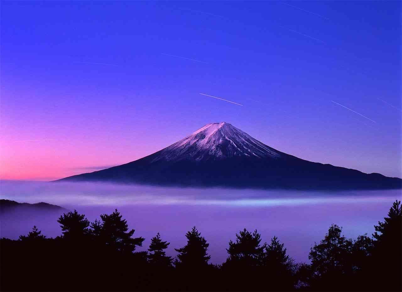 日本を代表する山!