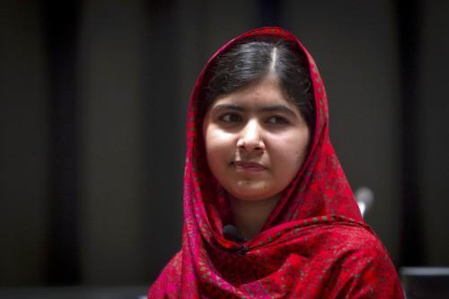 ノーベル平和賞は17歳マララ・ユスフザイさんとインドのカイラシュ・サティヤルティ氏