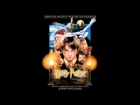 Harry's Wondrous World | Harry Potter and the Sorcerer's Stone | John Williams - YouTube