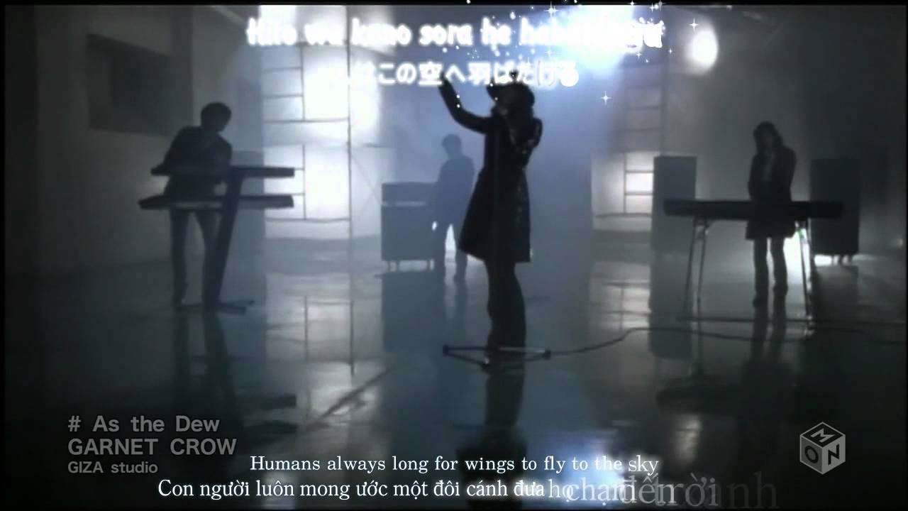 [Kehy] As the dew - Garnet Crow - YouTube