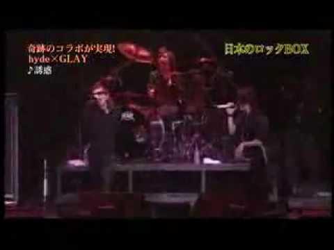 GLAY×hyde   +HONEY LIVE.flv - YouTube