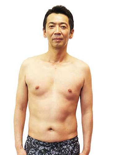 宮根誠司アナ肉体改造成功!HIROに憧れ7キロ減量、念願「ゲーテ」表紙