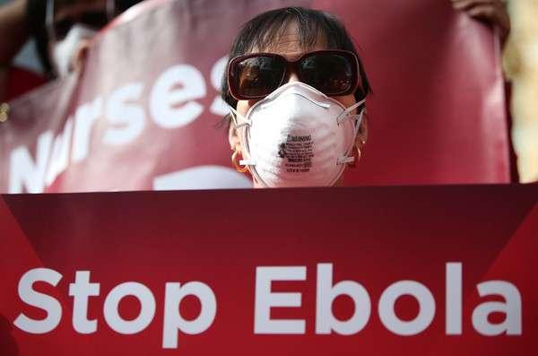 Yahoo!ニュース - エボラ出血熱、2015年は流行に終止符か (AFP=時事)
