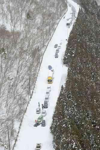 三が日、全国的に大雪のおそれ… 気象庁・国交省が緊急呼びかけ「不要な外出避けて」