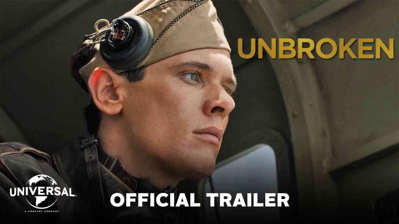 Unbroken - Official Trailer (HD) - YouTube