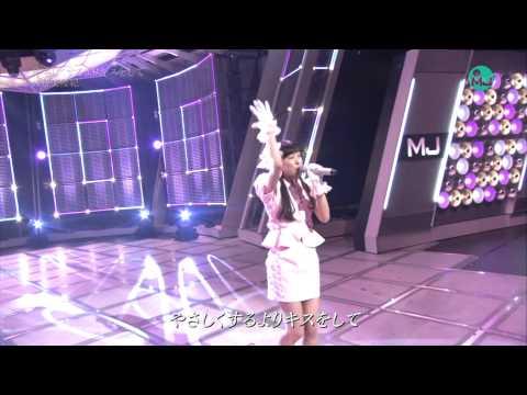 【MUSIC JAPAN11/30】③やさしくするよりキスをして/渡辺美優紀 - YouTube