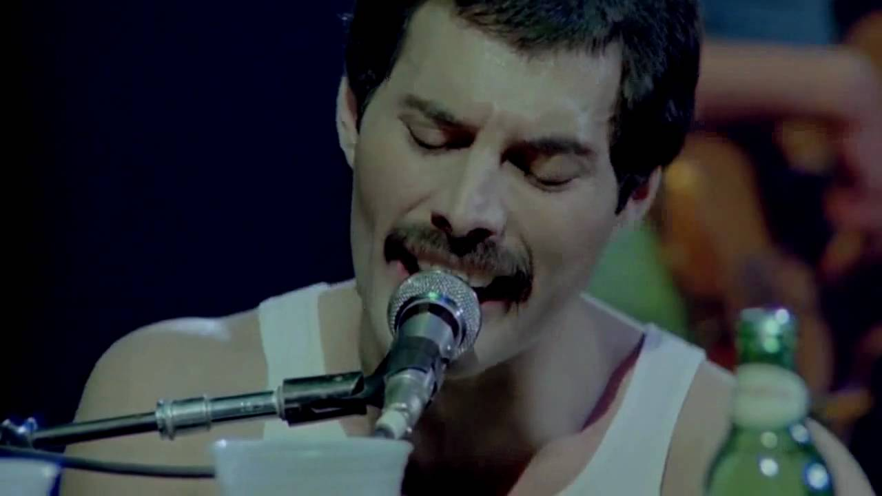 Queen - Somebody to Love (LIVE - HD) - YouTube