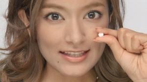 菊地亜美、風呂上がりのカラコンなし状態を公開!「ないほうがかわいい」とファン大喜び
