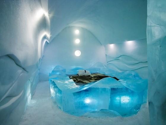 まるでディズニーの世界! 年間約5万人以上が訪れる「氷のホテル」が幻想的で美しすぎる!!