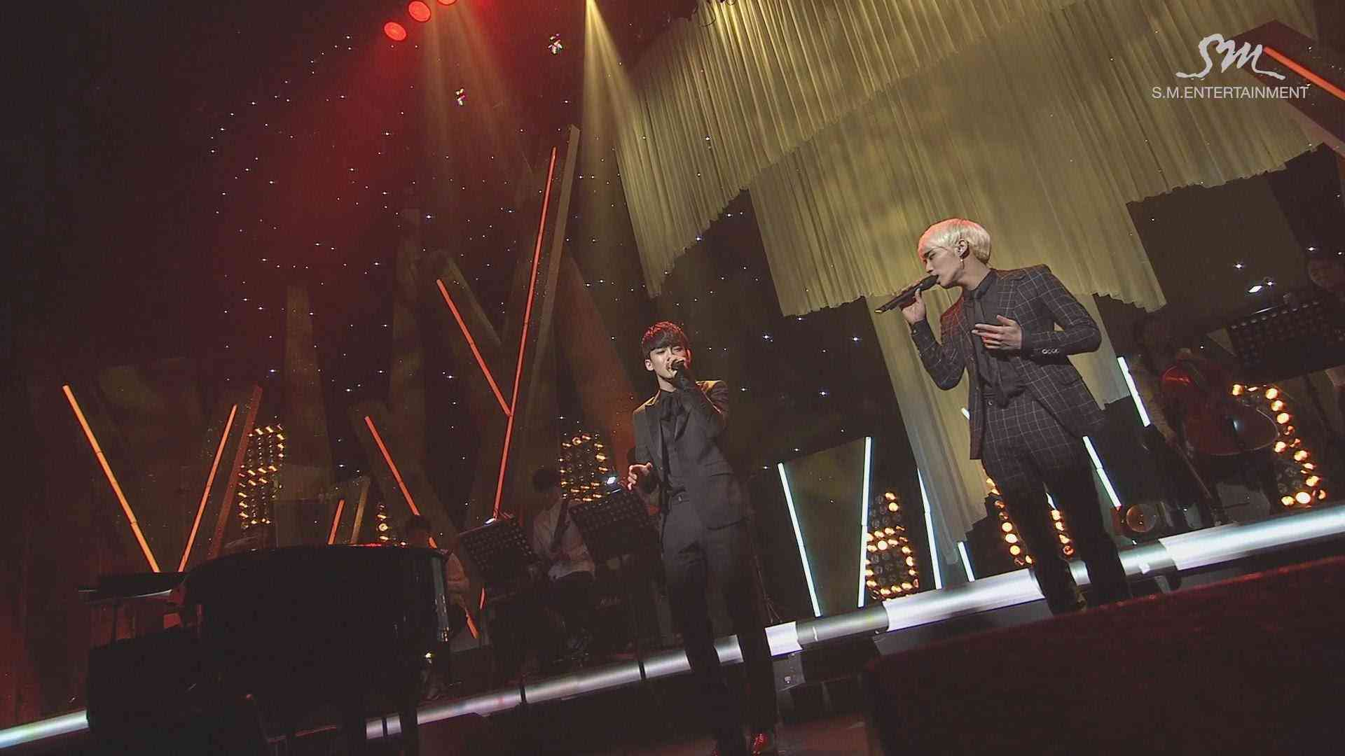 S.M. THE BALLAD Vol.2 Joint Recital_하루 (A Day Without You) by JONGHYUN and CHEN - YouTube