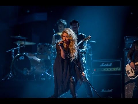 [HD] Shakira - 'Empire' - The Voice UK 2014 - The Live Semi Finals - YouTube