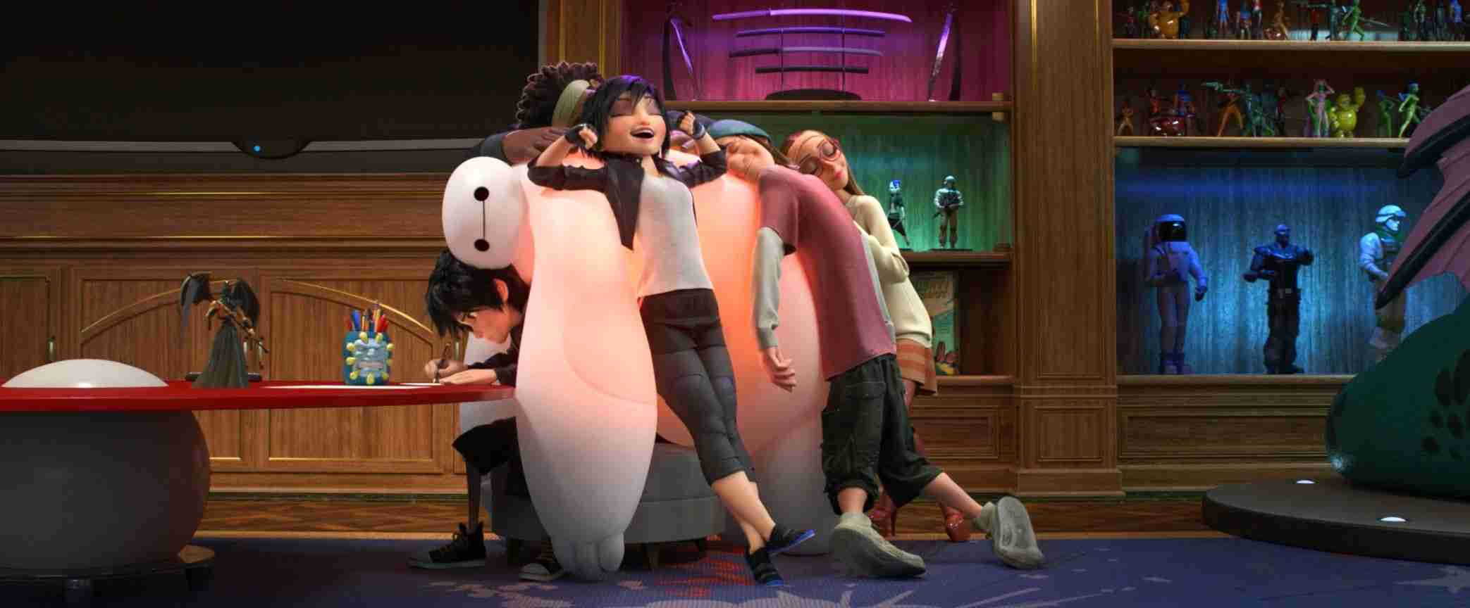 Disney's Big Hero 6 - Official US Trailer 2 - YouTube
