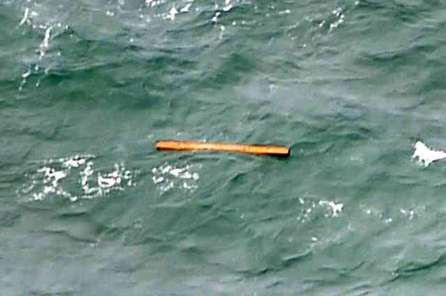 エアアジア機体一部とみられる物体発見 遺体も見つかる:朝日新聞デジタル