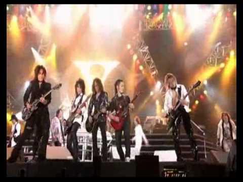 x japan hide追悼演唱會 x 1 - YouTube