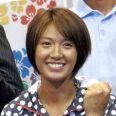 浅尾美和、第1子の長男を出産