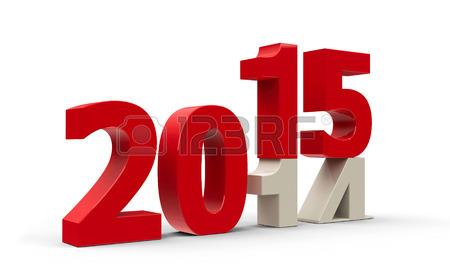 2014年→2015年 年越しカウントダウン!