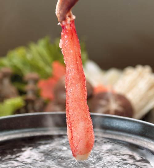 カニの美味しい食べ方