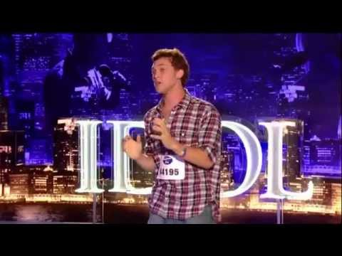 Phillip Phillips American Idol Audition - YouTube