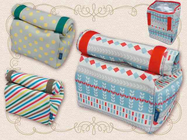 お弁当箱包みや巾着は、どんなものを使っていますか?