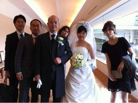 岩崎夏海さん結婚式☆|山本美月オフィシャルブログ「BEAUTIFUL MOON」Powered by Ameba