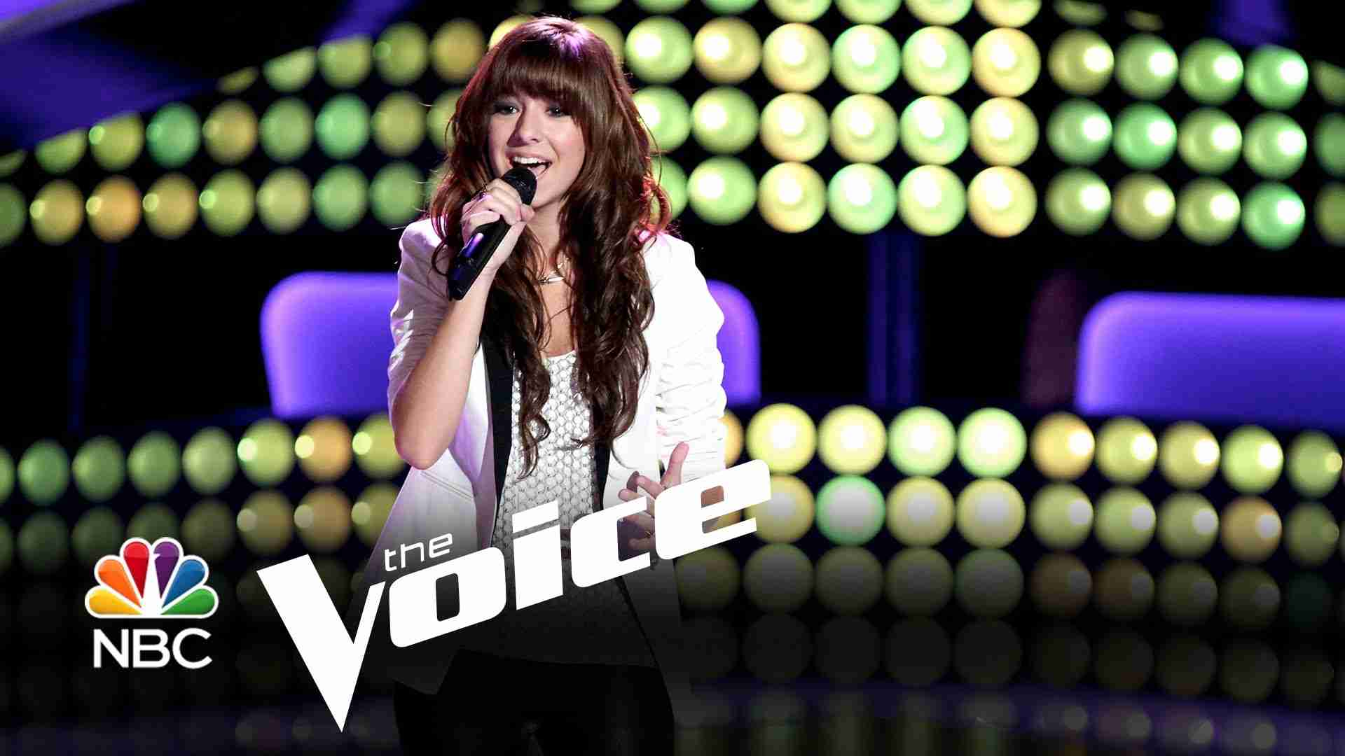 "Christina Grimmie Audition: ""Wrecking Ball"" (The Voice Highlight) - YouTube"