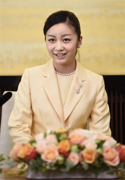 佳子さま20歳のお誕生日 ご公務「一つ一つを大切に」 - 産経ニュース