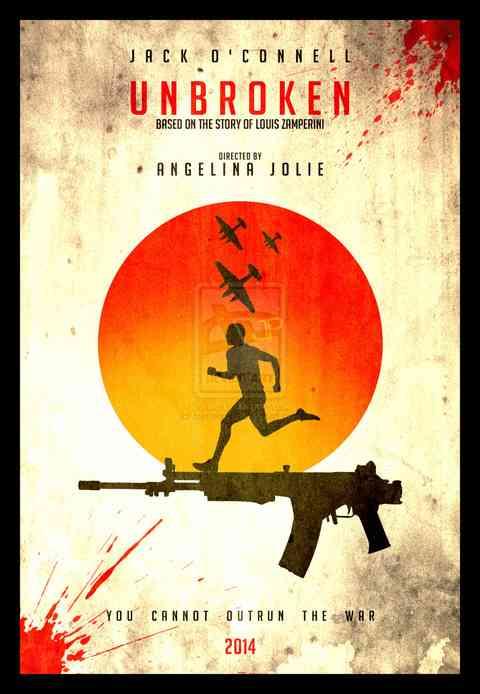 【悲報】 アンジェリーナジョリーが監督を務める反日映画のポスターをご覧ください (画像あり) : ロン速