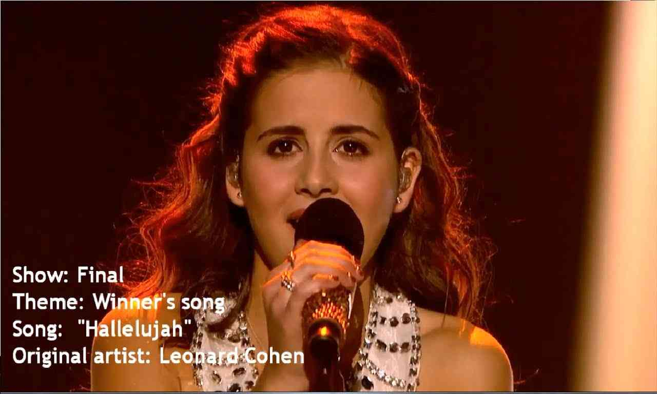 Carly Rose Sonenclar - All performances on the X Factor USA (Season 2) - YouTube