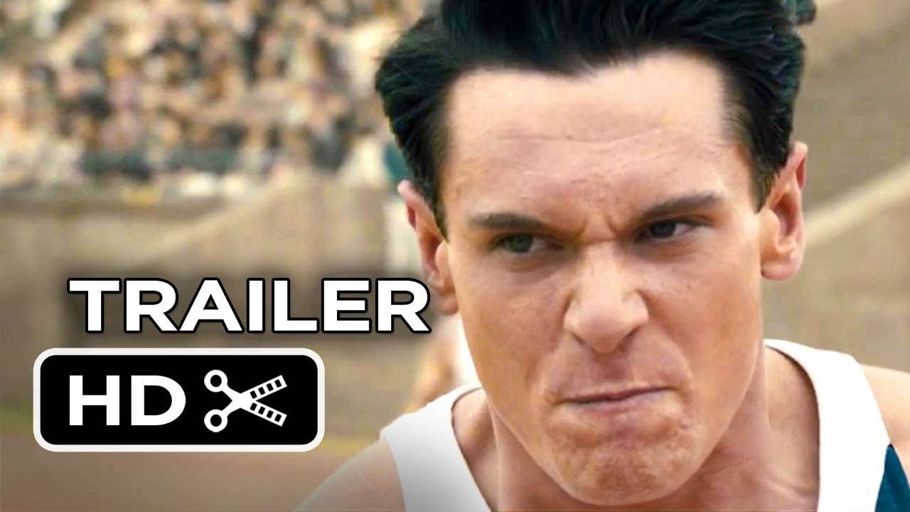 Unbroken Official Olympics Preview Trailer (2014) - Angelina Jolie Directed Movie HD - YouTube