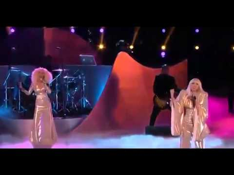 Lady Gaga ft. Christina Aguilera - Do What You Wan (Official Music Video) - YouTube