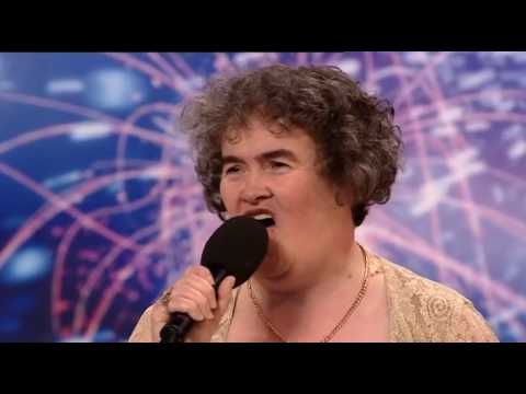 Susan Boyle - Britains Got Talent 2009 Episode 1 - Saturday 11th April | HD High Quality - YouTube