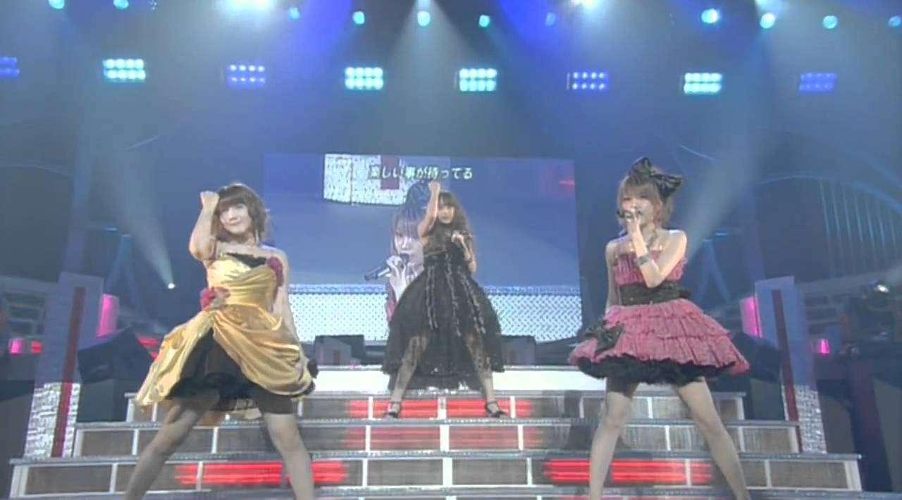 B 9 I'm Lucky girl Morning Musume - YouTube