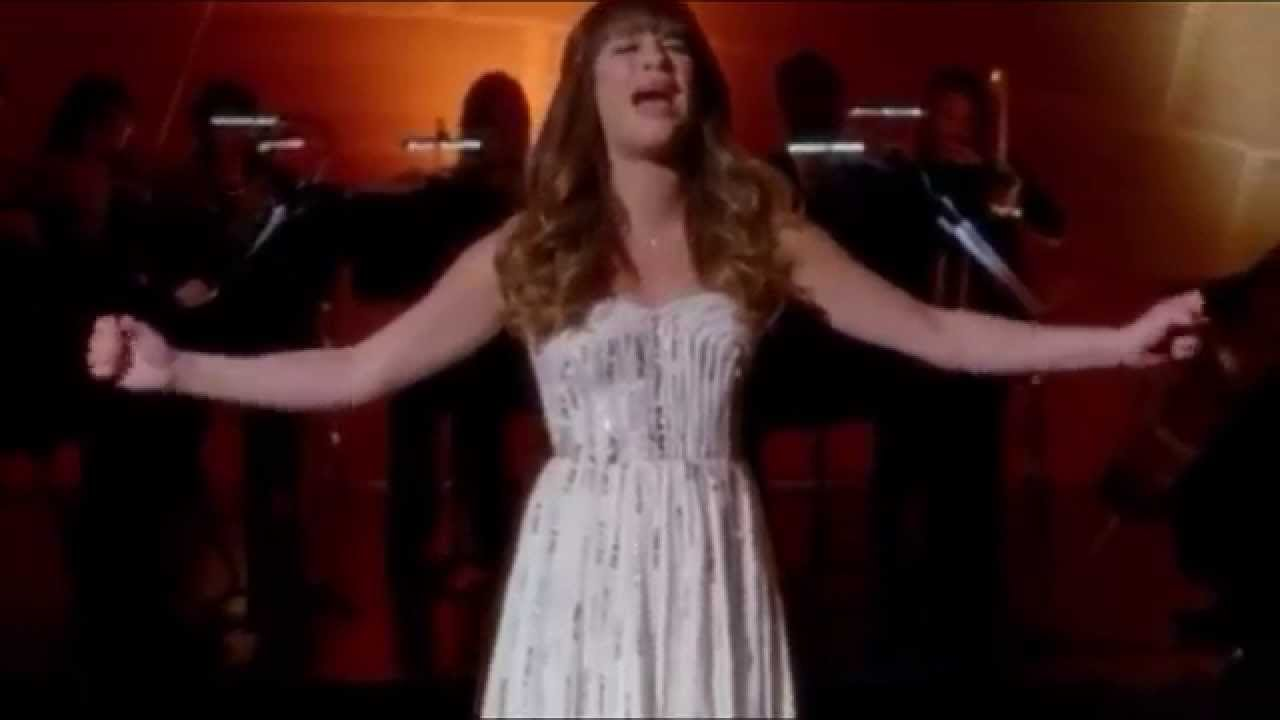 GLEE- O Holy Night (Full Performance) (Official Music Video) HD - YouTube