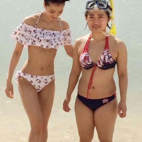 芹那ちゃんとグアム旅行|キンタロー。オフィシャルブログ「キンタロー。の人生はキンキンキラキラや~」Powered by Ameba