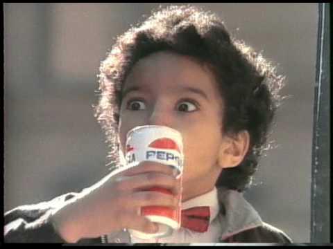 Michael Jackson Pepsi Generation - YouTube