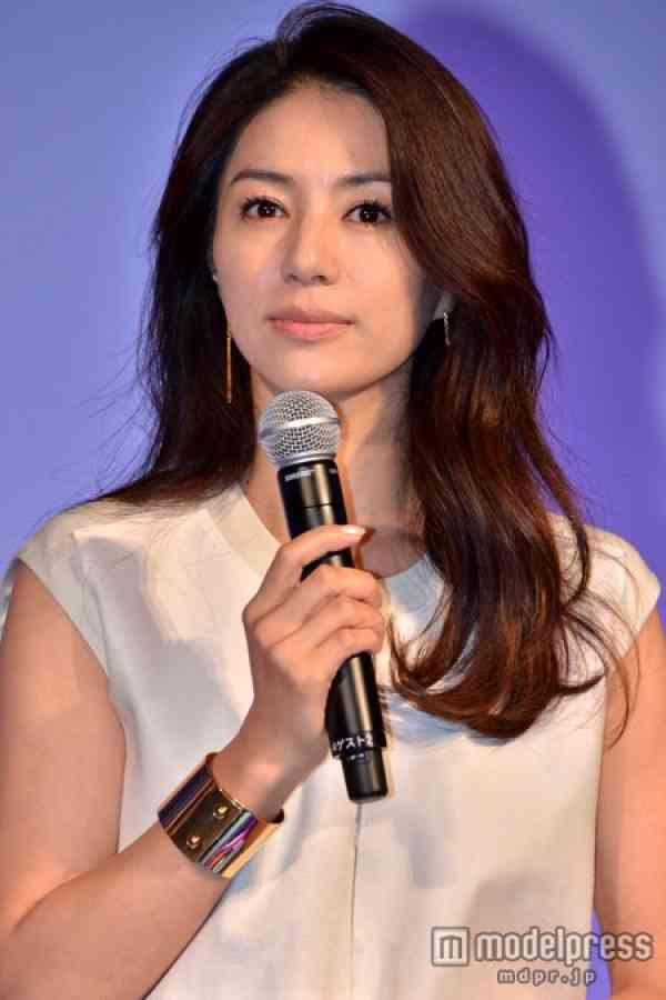 井川遥の意外な素顔 西島秀俊「井川さんにやられたら嬉しい」 - モデルプレス